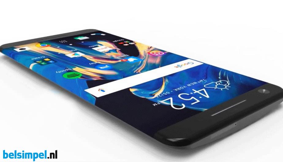HTC 11: zeer vernieuwend