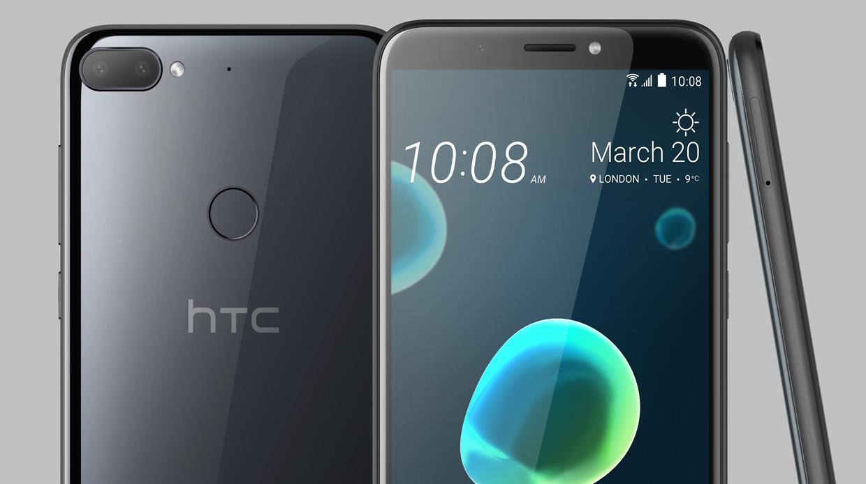 HTC Desire 12 en HTC Desire 12+, leuke smartphones voor nette prijs