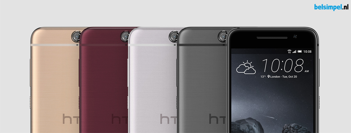 HTC presenteert One A9