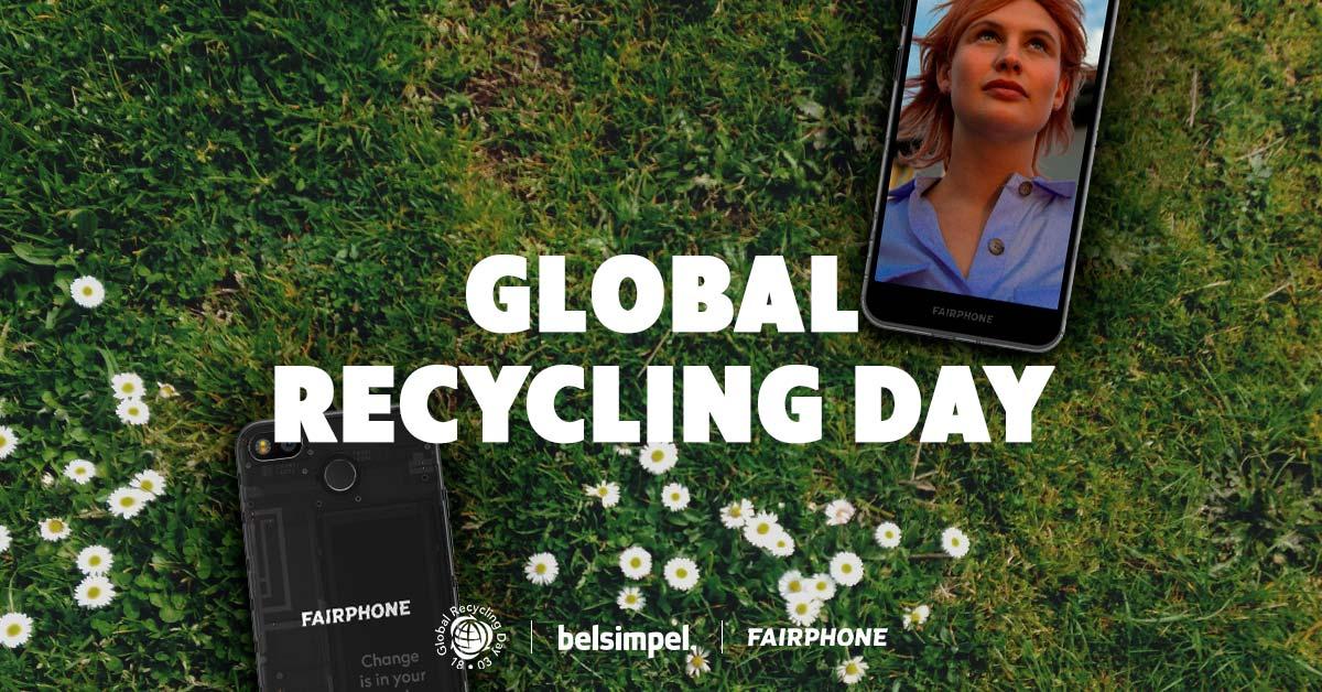 Global Recycling Day: Hoe help je mee aan een betere wereld?