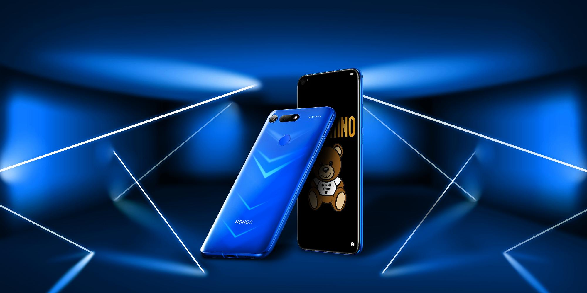 Honor View 20 - Moschino Edition