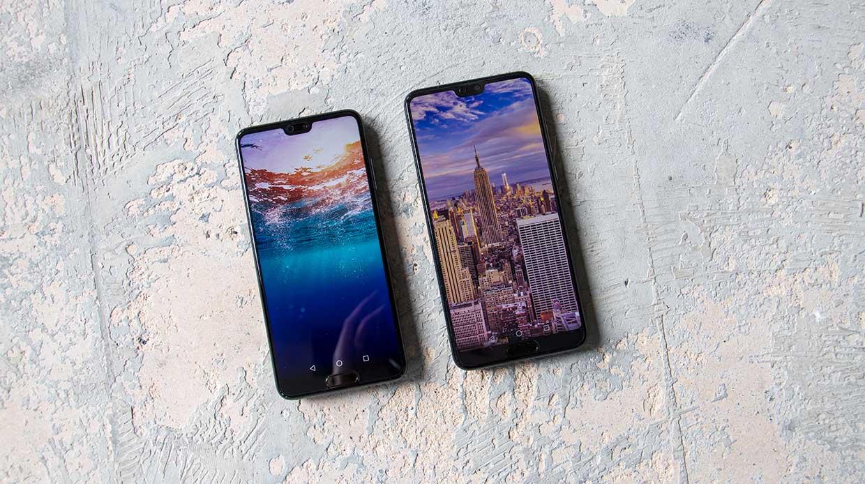 Dit zijn de Huawei P20 en P20 Pro!