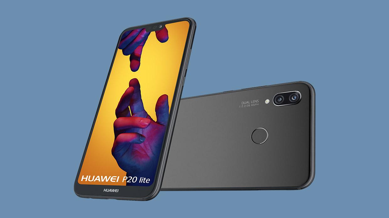 Huawei P20 Lite nu beschikbaar!