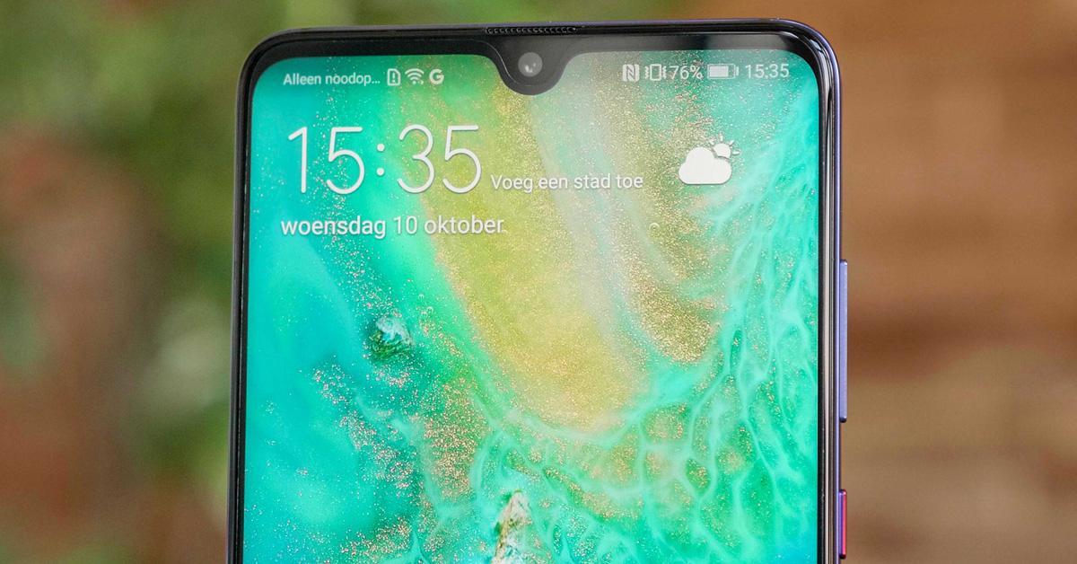 Huawei Mate 20 en Mate 20 Pro officieel: een kijkje in de toekomst