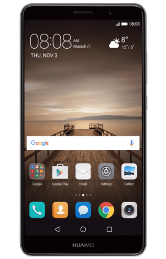 Gerucht: Huawei Mate 9 laadt binnen vijf minuten 50 procent op