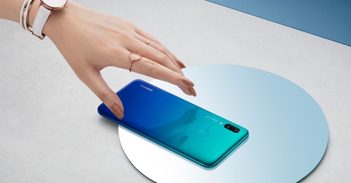 Huawei P Smart 2019 nu te bestellen bij Belsimpel!