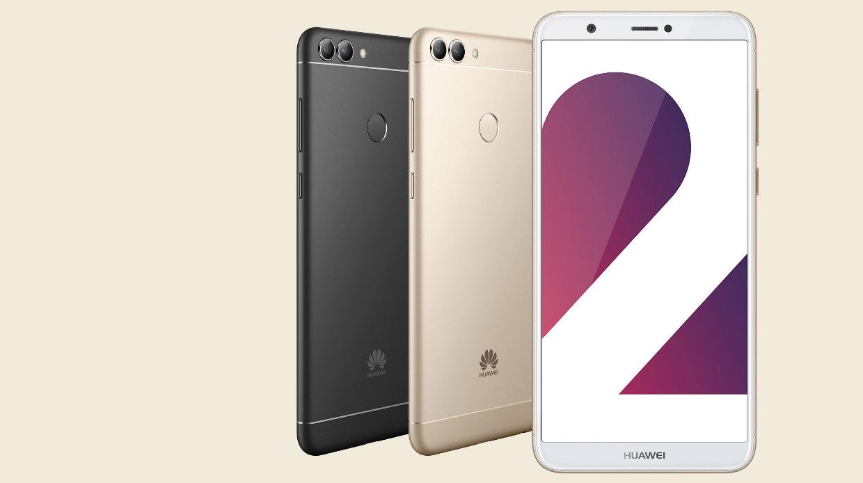 Huawei P Smart: nieuwe midranger met verlengd scherm en dubbele camera