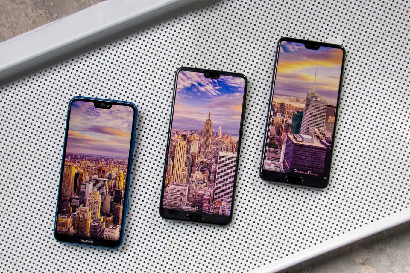 Hands-on: de Huawei P20-familie