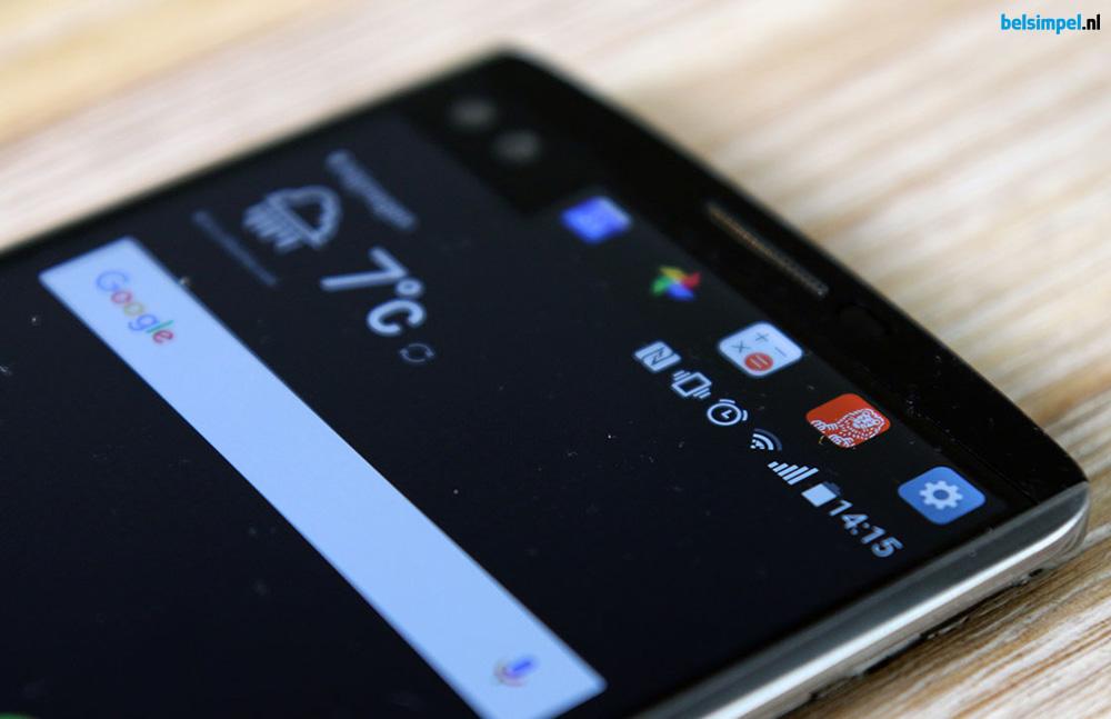 Eerste smartphone met Android 7 is de LG V20!