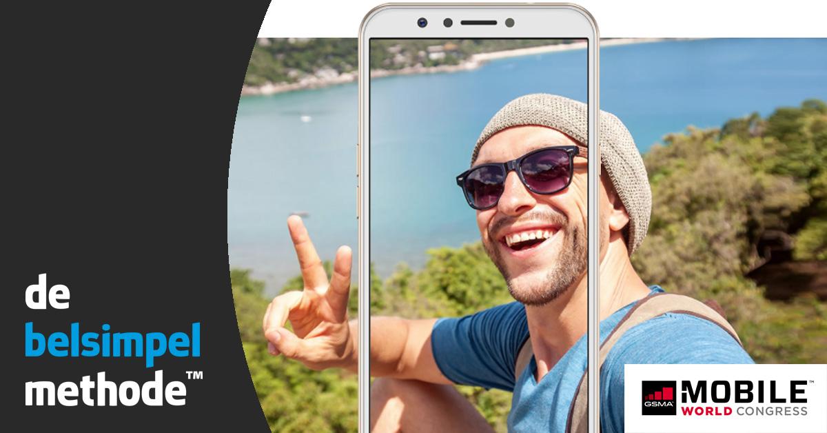 General Mobile GM8: betaalbaar en snel (beveiligings)updates met Android One!