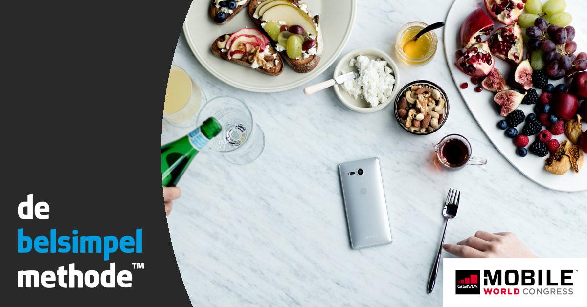 Sony voert gewenste designverandering door bij Xperia XZ2 en XZ2 Compact