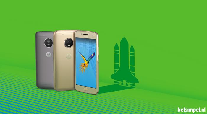 Motorola toont nieuwe Moto G5-generatie op MWC 2017