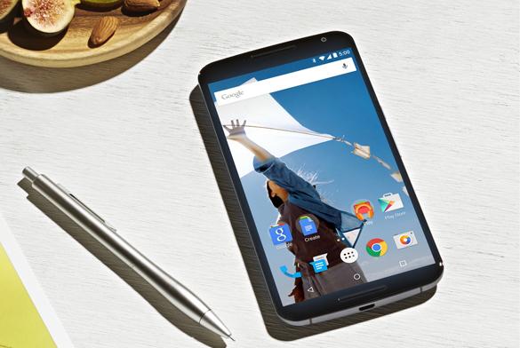 Motorola Nexus 6 nu uit voorraad leverbaar!