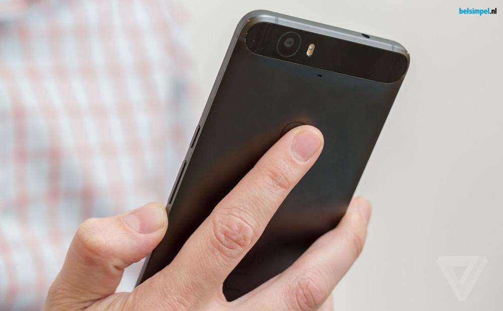 Update vingerafdrukscanner: ondersteuning voor slepen