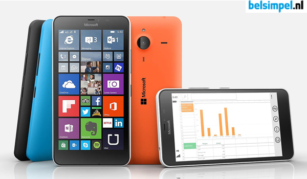 Microsoft Lumia 640 en 640 XL vanaf half april in Nederland