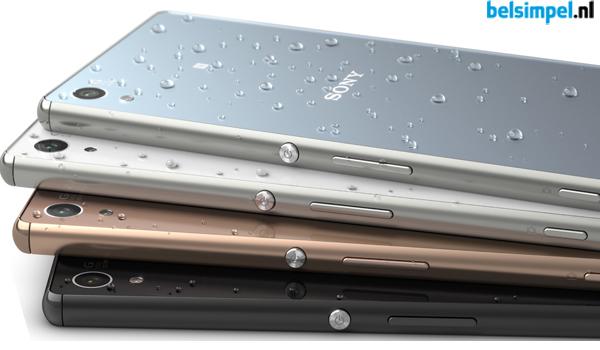Sony kondigt de Sony Xperia Z3 Plus officieel aan