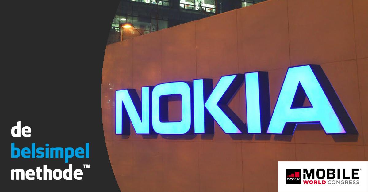 Nokia presenteert verschillende nieuwe smartphones op MWC 2018