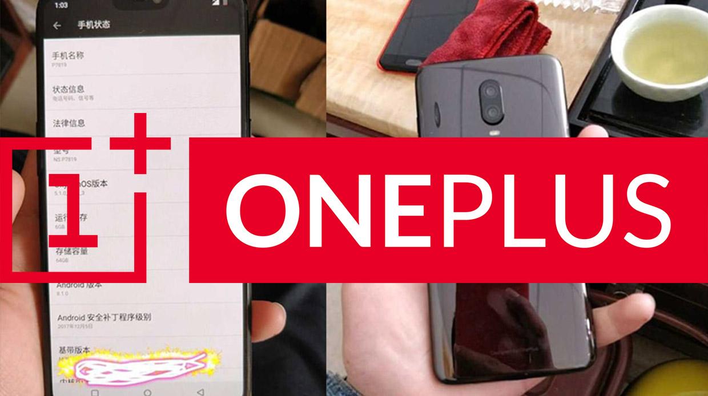 Wordt de OnePlus 6 binnenkort gepresenteerd?