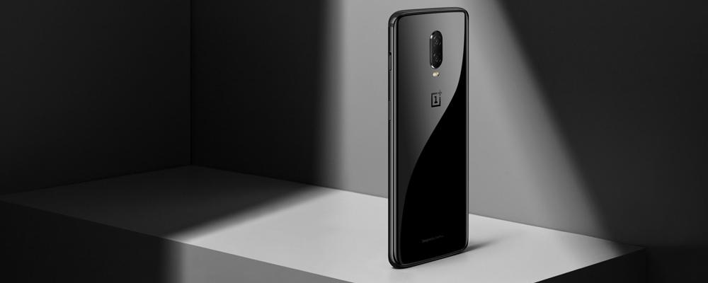 OnePlus 6T Mirror Black