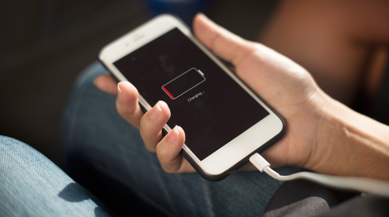 Batterij, opladen, powerbank