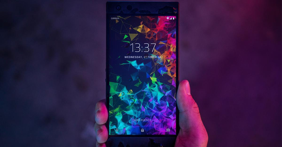 Razer Phone 2 vanaf nu te bestellen met gratis L33T-accessoirepakket