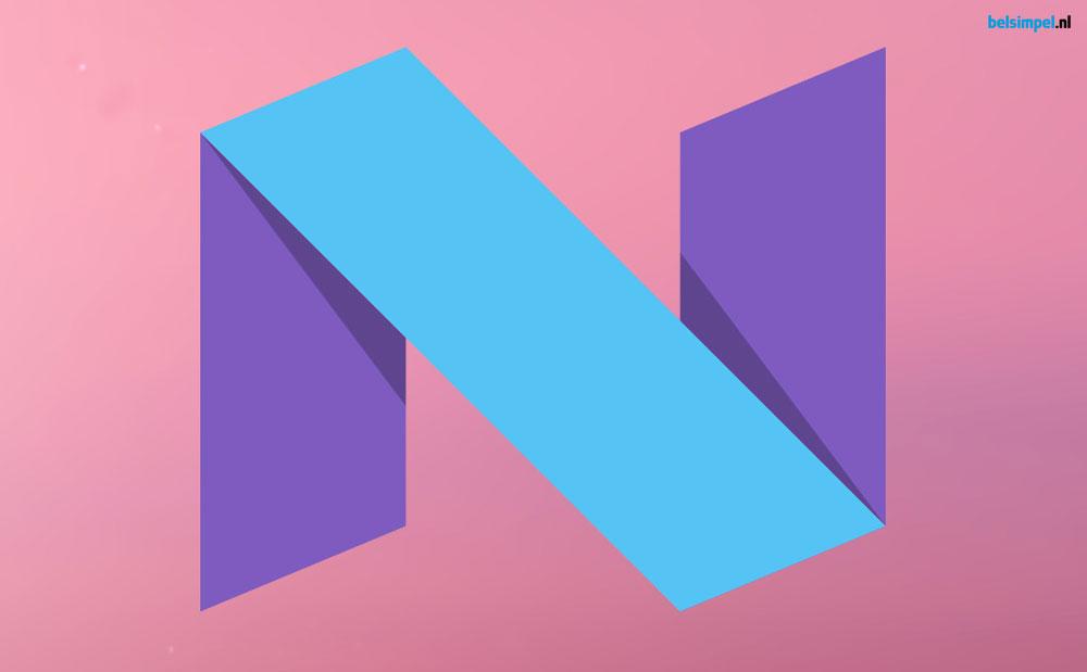 Android Nougat wordt maandag gelanceerd?