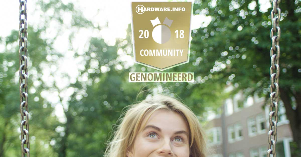 Belsimpel genomineerd voor Hardware.info Community Awards 2018!