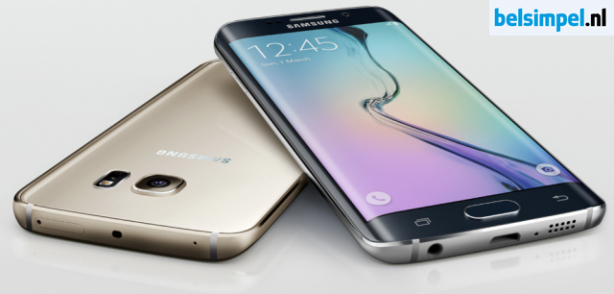 Samsung introduceert Galaxy S6 en de Edge variant