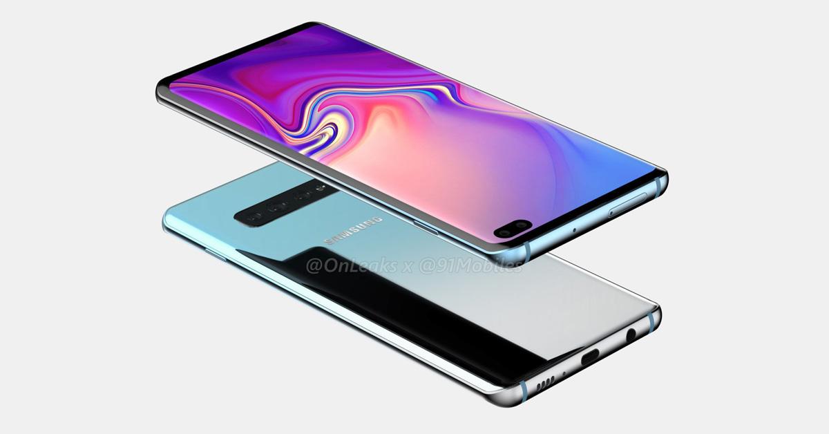 Samsung Galaxy S10 prijzen en releasedatum gelekt