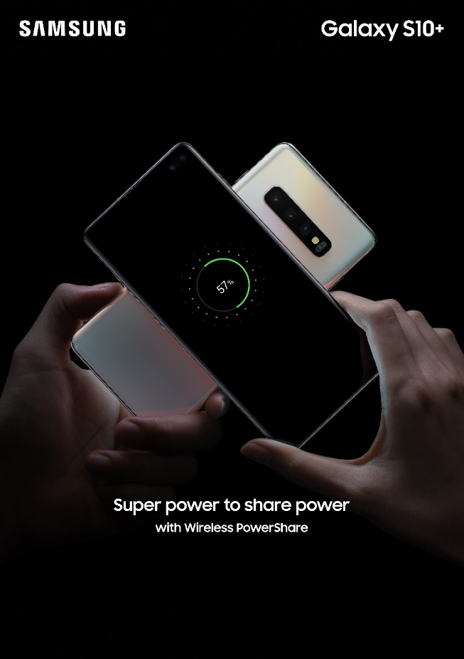 Samsung, Samsung Galaxy S10, Samsung S10, Samsung Galaxy S10, Samsung wireless charging, wireless phone charging, smartphone
