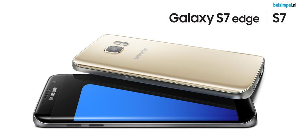 Samsung Galaxy S7 Edge meest verkochte Android-smartphone wereldwijd!