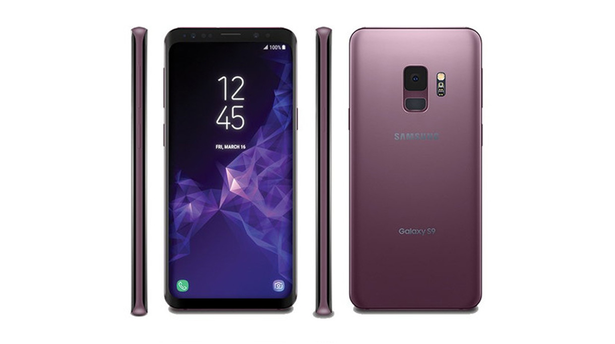 Is dit de Samsung Galaxy S9?