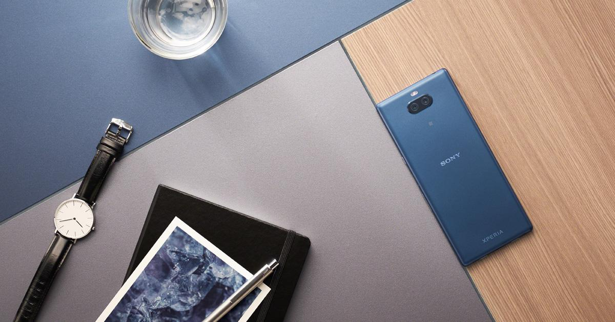 MWC 2019: Sony trapt af met Xperia 10 en high-end Xperia 1