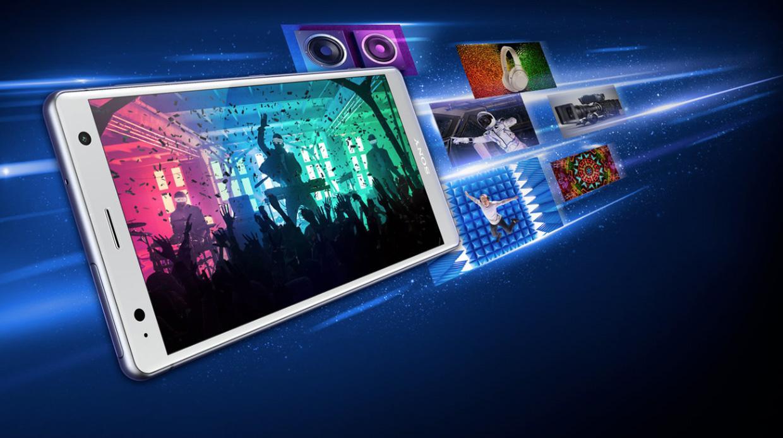 Bestel nu een Sony Xperia XZ2 (Compact) krijg een headset t.w.v. €380,- cadeau!
