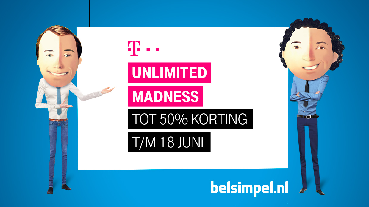 Mobile Madness bij T-Mobile