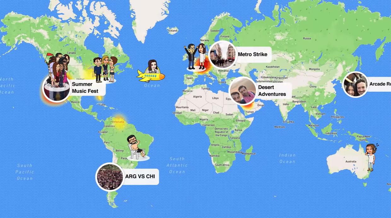Haal de stalker in jezelf naar boven met Snapchat