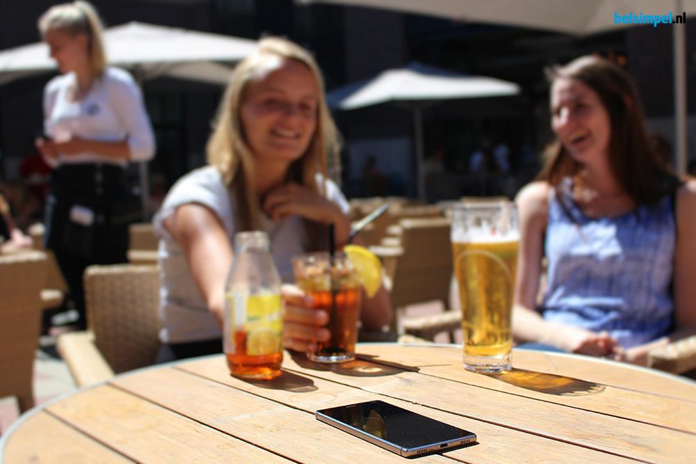 Tips: trotseer de zomerhitte met je smartphone