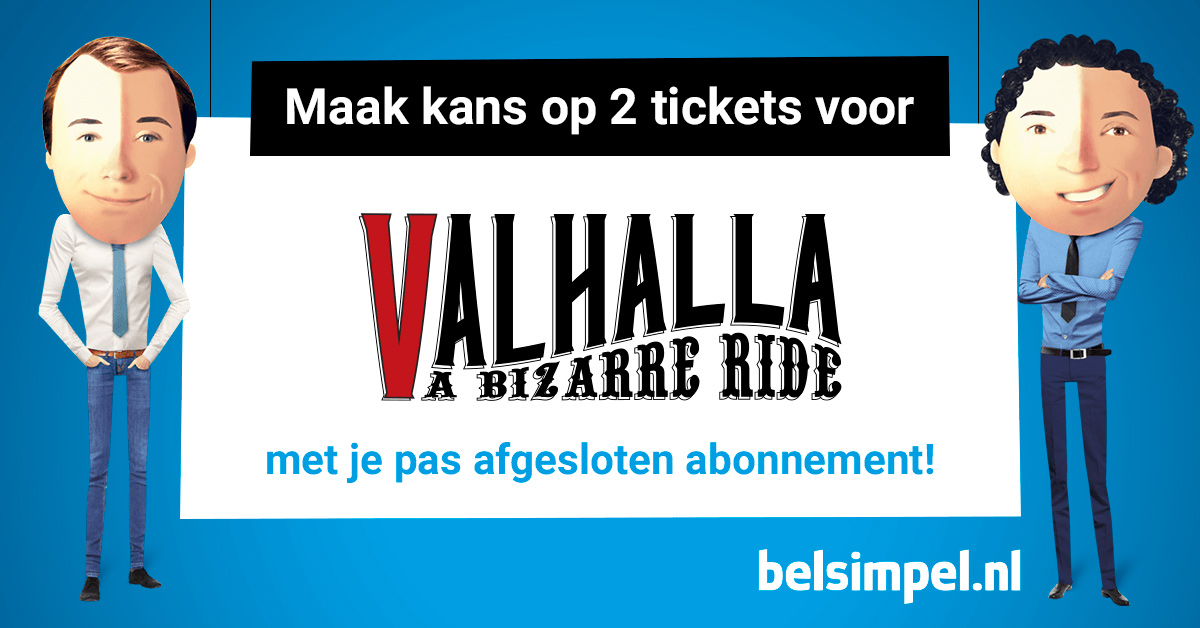 Met je nieuwe abonnement naar Valhalla Festival