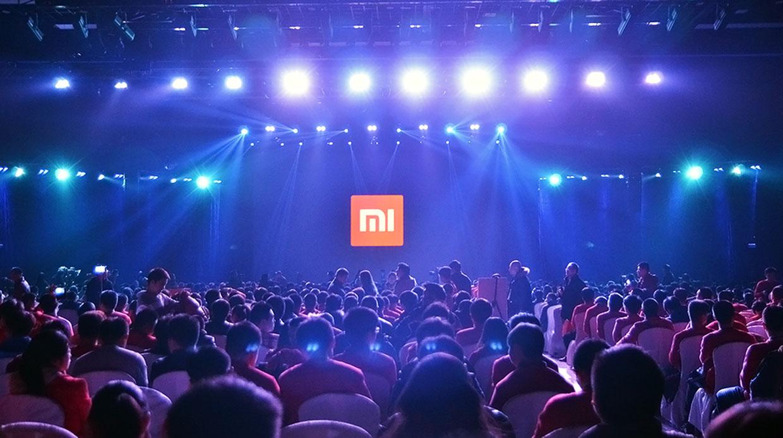 Render Xiaomi Mi Mix 2S gooit hoge ogen