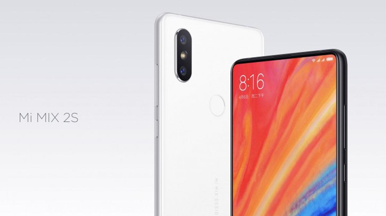 Xiaomi Mi Mix 2S: enorm werk- en opslaggeheugen