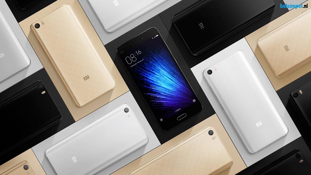 Vanaf nu te bestellen bij Belsimpel.nl: Xiaomi toestellen!