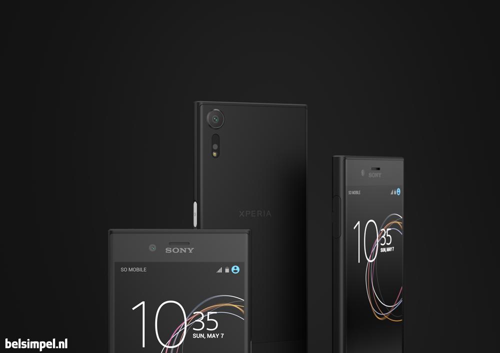 Sony presenteert viertal smartphones op MWC 2017