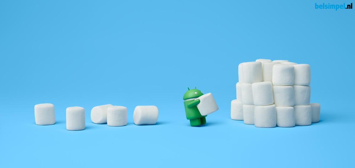 Android 6 Marshmallow: de nieuwe functies op een rij