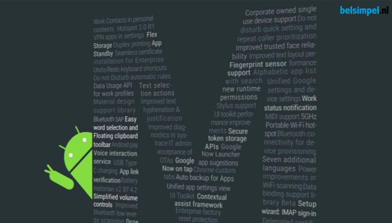 Android M officieel aangekondigd door Google