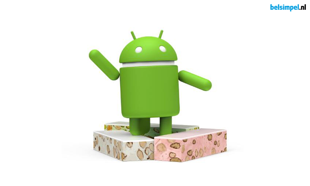 Naam Android 7.0 bevestigd: Nougat