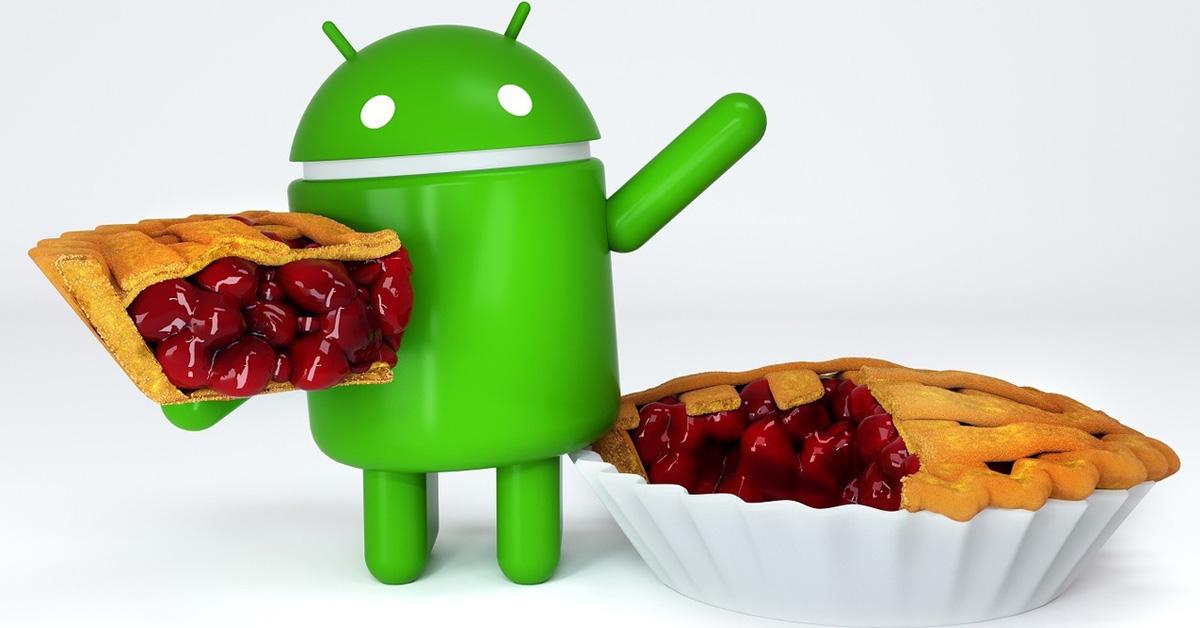 Android 9.0 Pie officieel gepresenteerd
