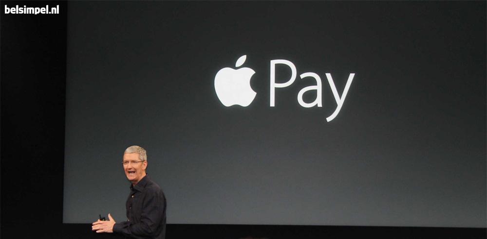 Apple Pay op mobiele websites wordt eindelijk waarheid