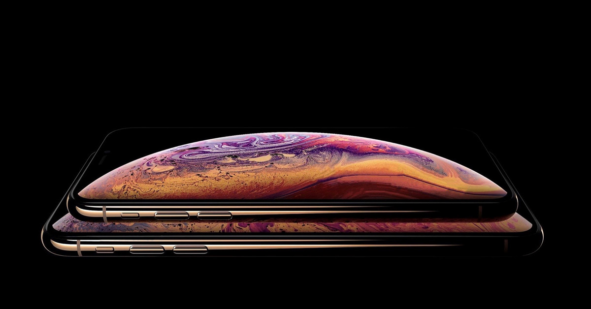 Dit zijn de nieuwe iPhone XS en iPhone XS Max!