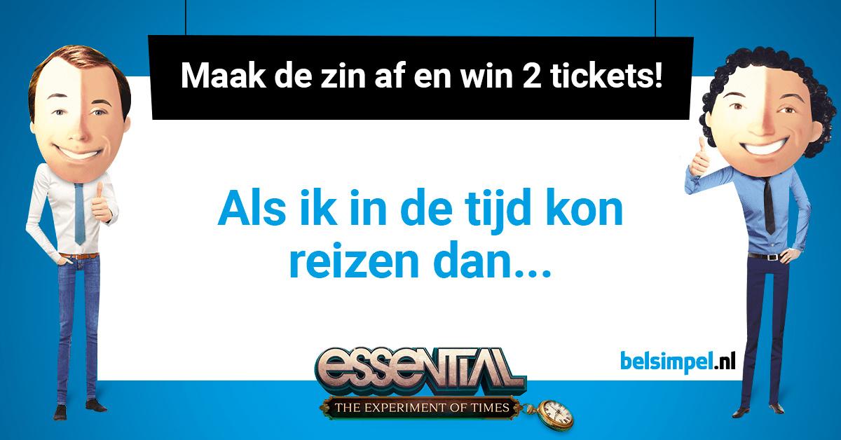 Nooit meer een lege accu met het Power Team van Belsimpel.nl
