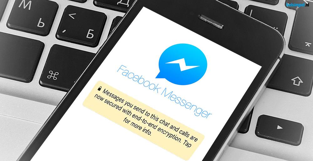 Berichten in de Facebook Messenger-app binnenkort ook versleuteld?